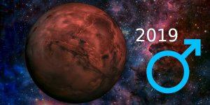 2019 – Planeta Regente Marte
